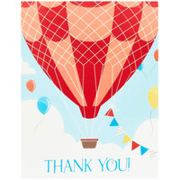 Up, Up and Away Thank-You Notes