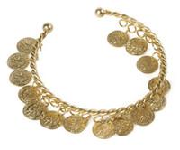 Grecian Coin Bracelet