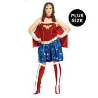 Wonder Woman Adult Plus