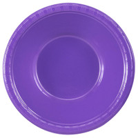 Perfect Purple (Purple) Plastic Bowls