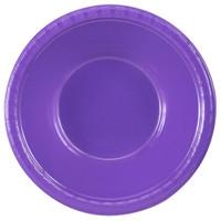 Perfect Purple (Purple) Plastic Bowls