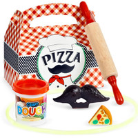 Itzza Pizza Party - Party Favor Box