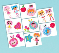 Lalaloopsy Tattoos