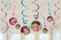 Dora's Flower Adventure Swirls