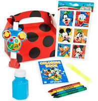 Disney Mickey Playtime Party Favor Box
