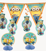 Minions Despicable Me - Decorating Kit