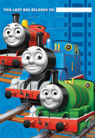 Thomas the Tank Treat Bags