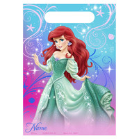 Disney The Little Mermaid Sparkle Treat Bags