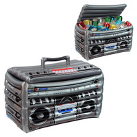 Inflatable Boom Box Cooler
