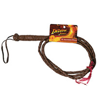 Indiana Jones - Indiana Jones 6' Leather Whip