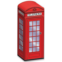 Phone Box Empty Favor Boxes (3)