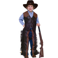 Dress-Up Cowboy Child Costume