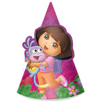 Dora's Flower Adventure Cone Hats