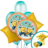 Minions Despicable Me - Balloon Bouquet