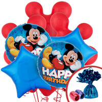 Disney Mickey Mouse Balloon Bouquet