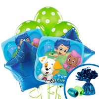 Bubble Guppies Balloon Bouquet