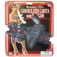 Gun and Holster Garter