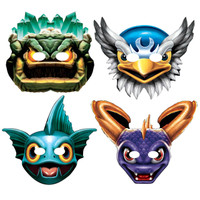 Skylanders Paper Masks Assortment