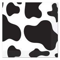 Cow Print Lunch Napkins (16)