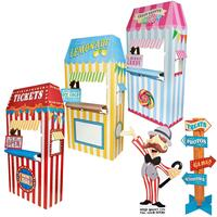 Carnival Scene Kit