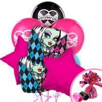 Monster High Balloon Bouquet Set