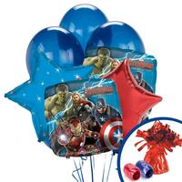 The Avengers Balloon Bouquet