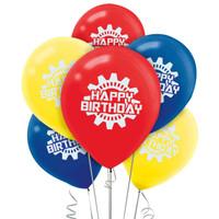 Transformers Latex Balloons (6)