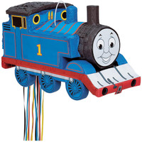 Thomas the Tank 3D Pull-String Pinata