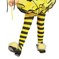 Bumble Bee Tights +AC0- Child