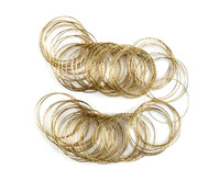 Gold Bangles (50)