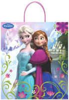 Disney Frozen Plastic Gift Bag