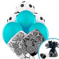 Movie Star Balloon Bouquet