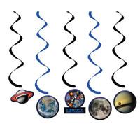 Space Blast Dizzy Danglers