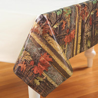 Hunting Camo Printed Tablecover