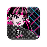 Monster High Dessert Plates (8)