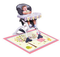 Happi Woodland Girl High Chair Kit