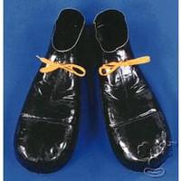 Plastic Clown Shoes