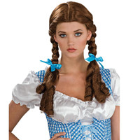 The Wizard of Oz Deluxe Dorothy Wig Adult