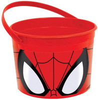 Spider-Man Favor Bucket