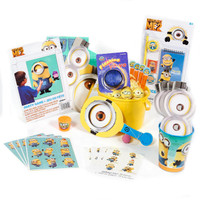 Minions Despicable Me - Filled Favor Bucket