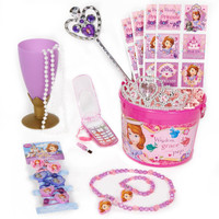 Disney Sofia the First Filled Party Favor Bucket