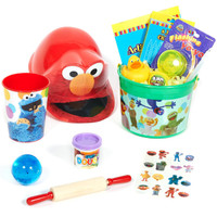 Sesame Street Filled Party Favor Bucket