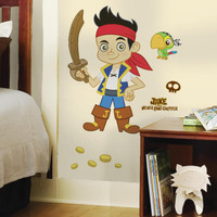 Disney Jake and the Neverland Pirates Giant Wall Decals