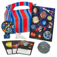 Space Blast Filled Party Favor Box