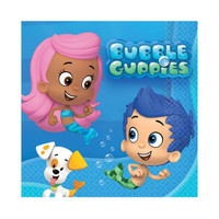 Bubble Guppies Beverage Napkins (16)
