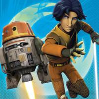 Star Wars Rebels Lunch Napkins (16)