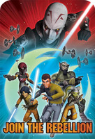 Star Wars Rebels Invitations (8)