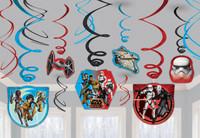 Star Wars Rebels Swirl Decorations (12)