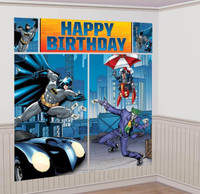 Batman Wall Decorating Kit