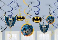 Batman Swirl Decorations (12)